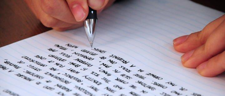 รับเขียน essay